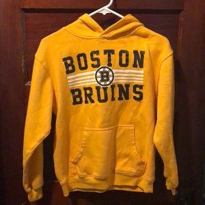 NHL Youth Hoodie Boston Bruins